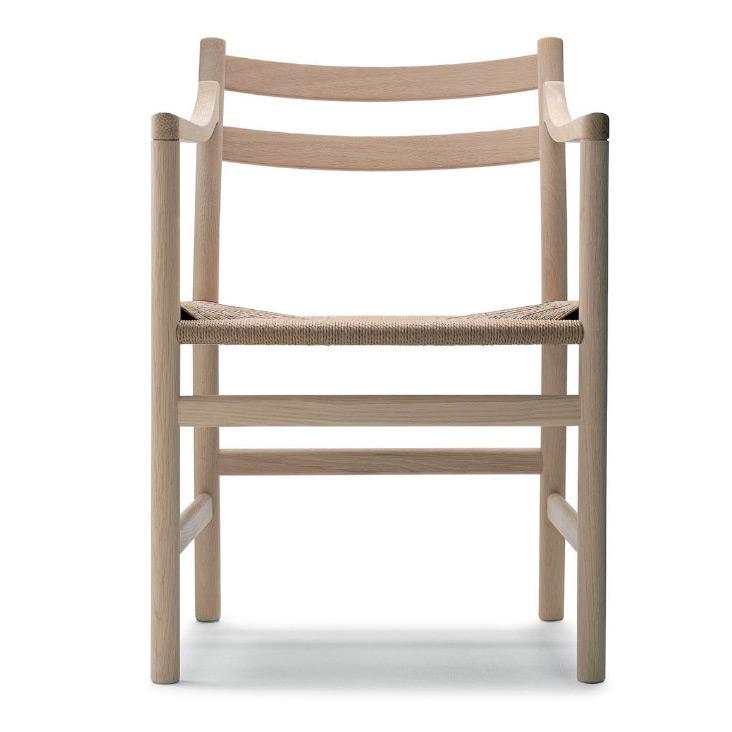 chair ch46 by carl hansen. Black Bedroom Furniture Sets. Home Design Ideas