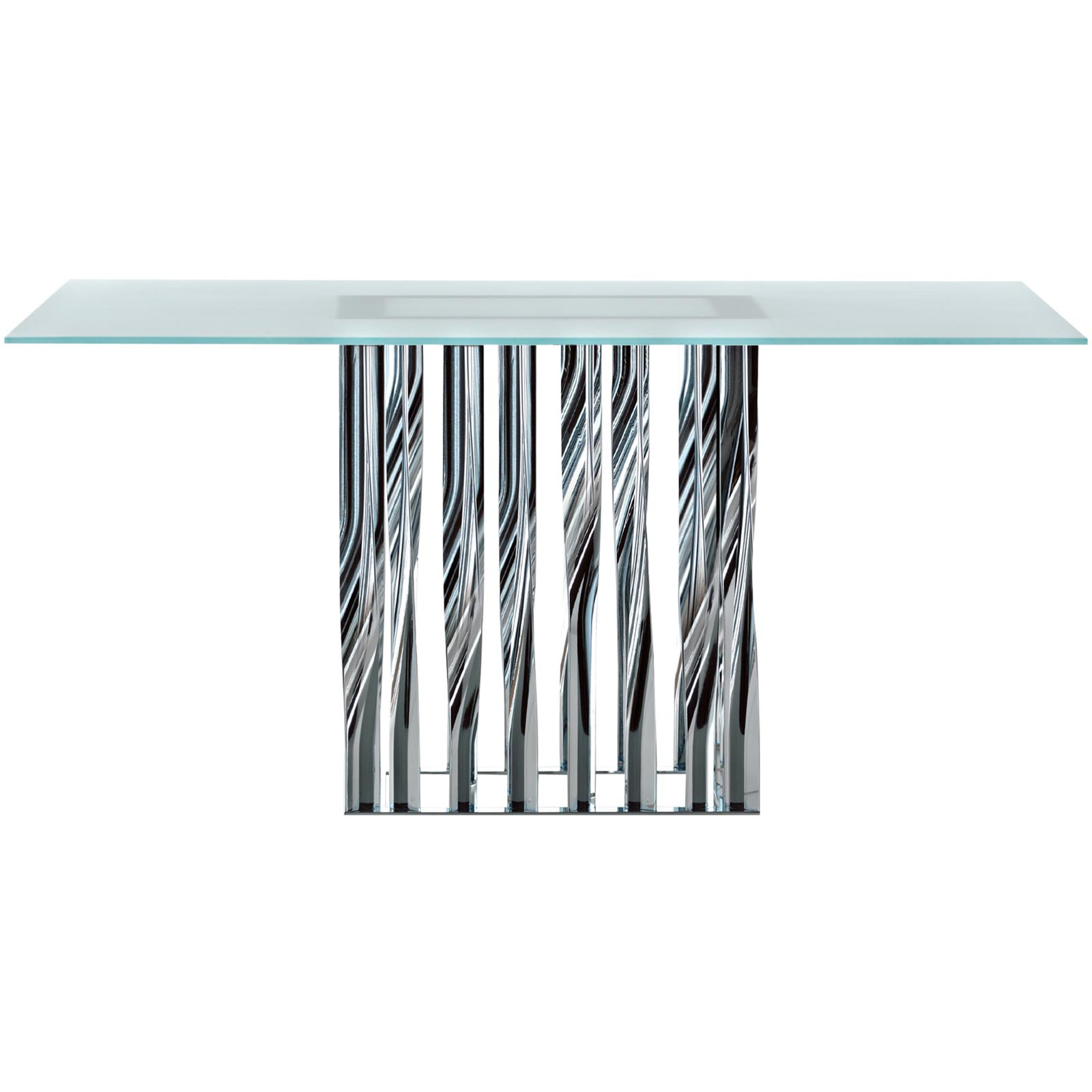 Dining table boboli by cassina for Table 140x140