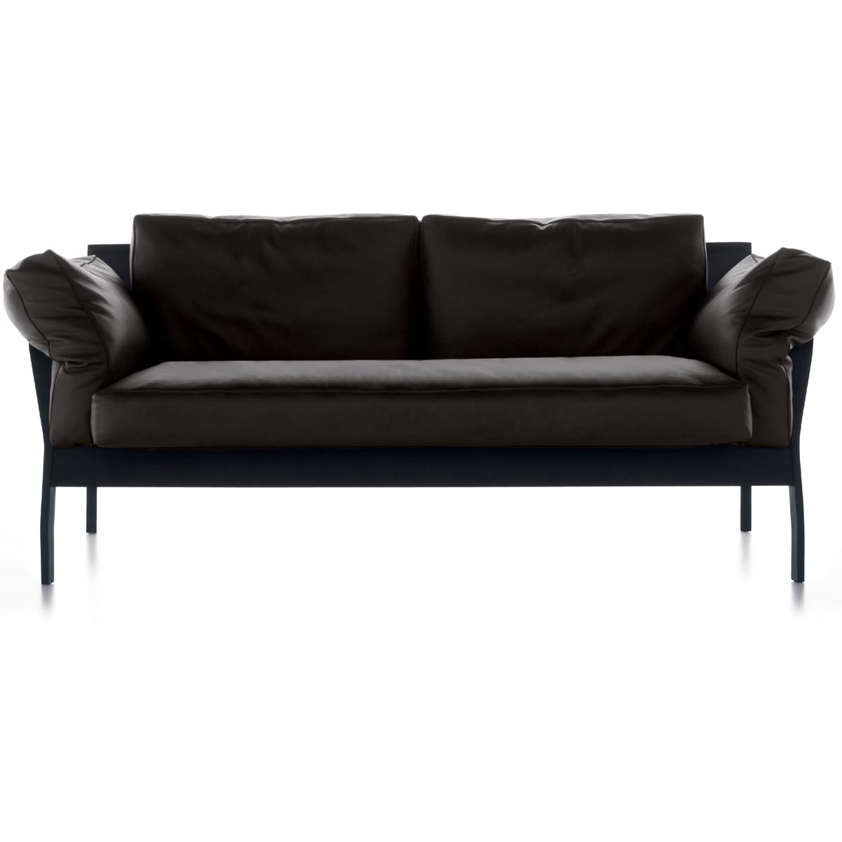sofaprogramm eloro von cassina. Black Bedroom Furniture Sets. Home Design Ideas