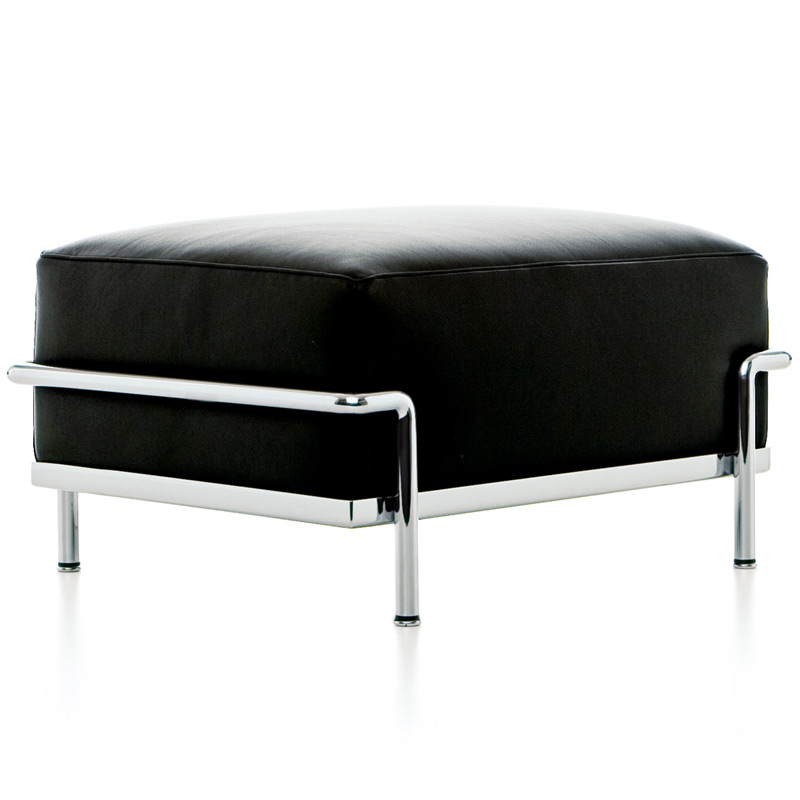 hocker lc2 von cassina. Black Bedroom Furniture Sets. Home Design Ideas