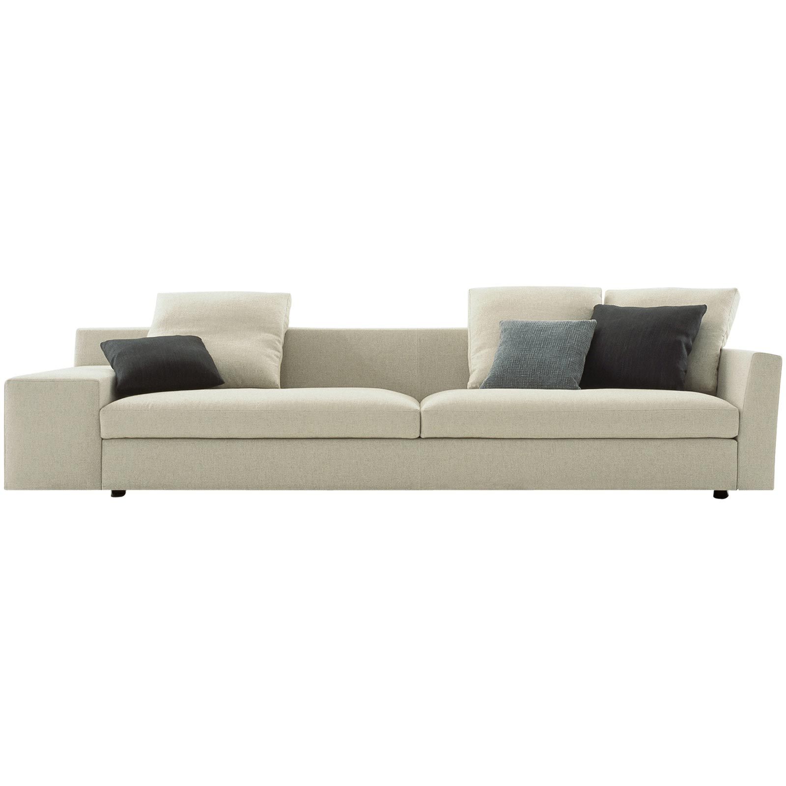 sofa series mister by cassina. Black Bedroom Furniture Sets. Home Design Ideas