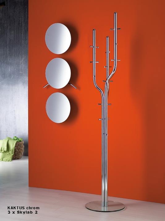 standgarderobe kaktus von d tec. Black Bedroom Furniture Sets. Home Design Ideas