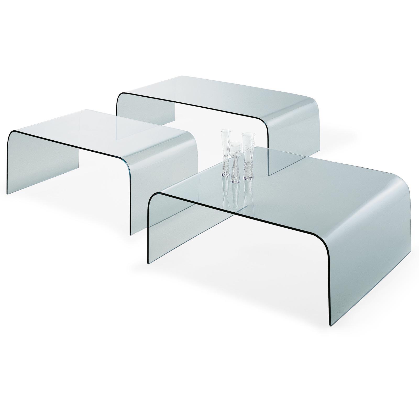 clubtisch nurglas von draenert. Black Bedroom Furniture Sets. Home Design Ideas