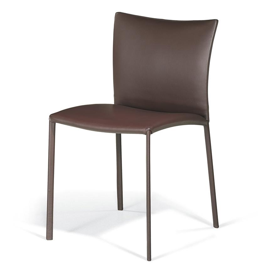 stuhl nobile soft 2076 von draenert. Black Bedroom Furniture Sets. Home Design Ideas