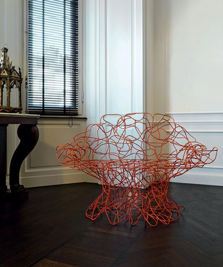 Objekt-Sessel Corallo von edra