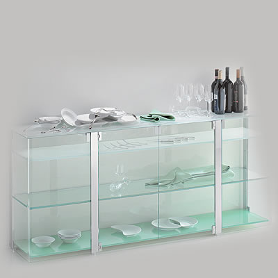 glasvitrine sideboard bestseller shop f r m bel und einrichtungen. Black Bedroom Furniture Sets. Home Design Ideas