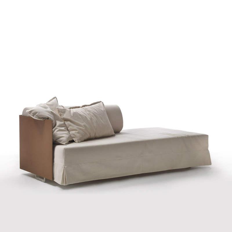 schlafsofa eden von flexform. Black Bedroom Furniture Sets. Home Design Ideas