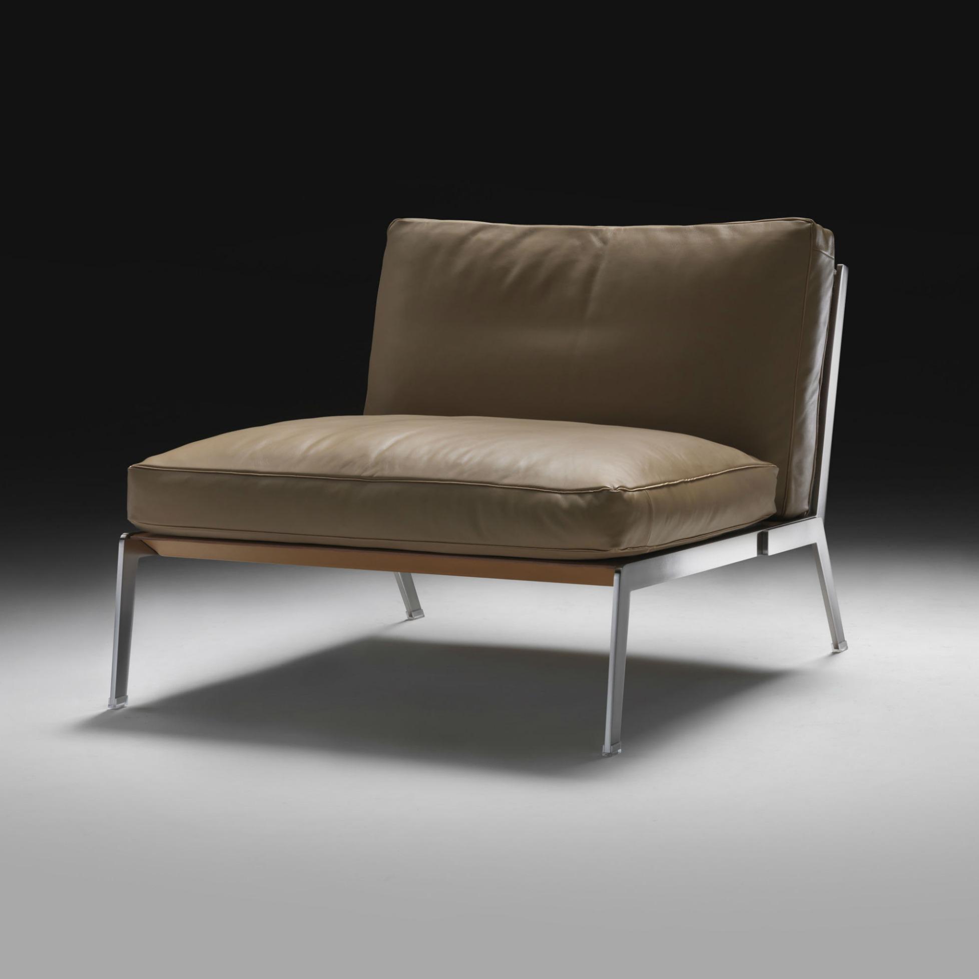 sessel happy von flexform. Black Bedroom Furniture Sets. Home Design Ideas