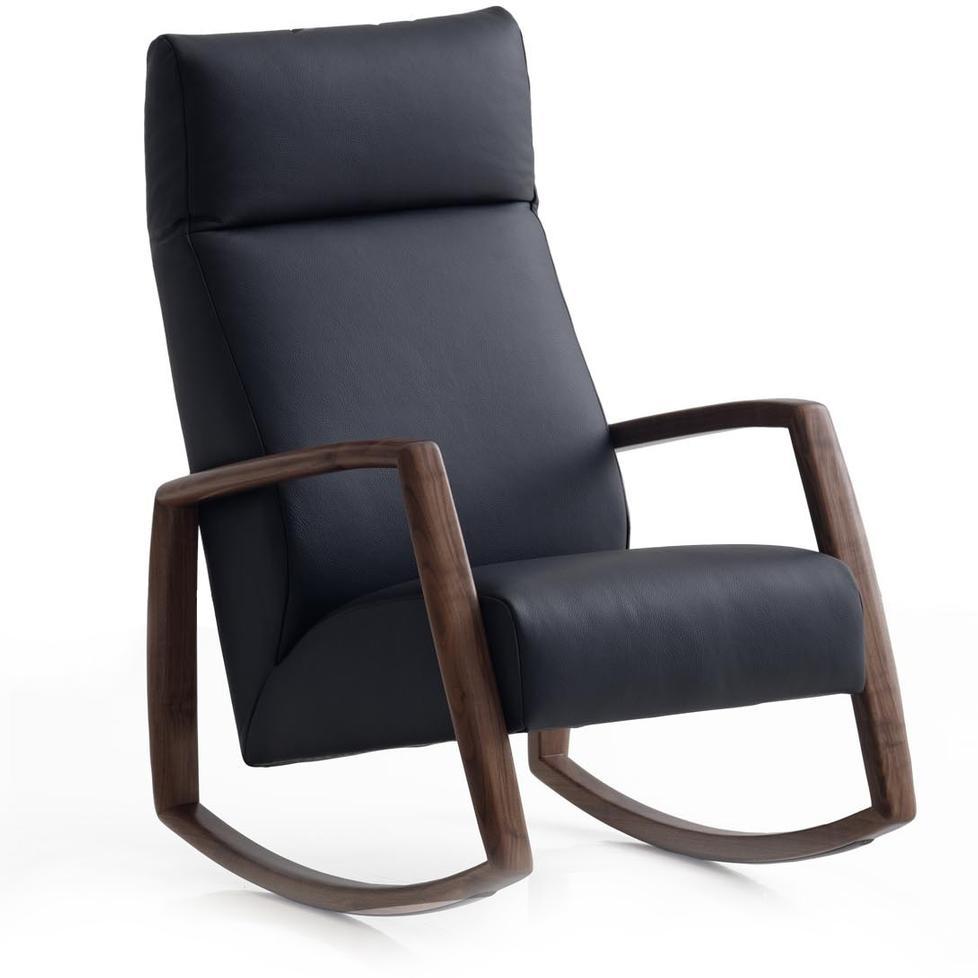 dondolo schaukelsessel von franz fertig. Black Bedroom Furniture Sets. Home Design Ideas