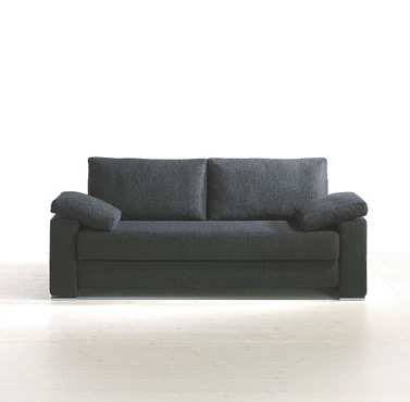 sofa bed loop by franz fertig. Black Bedroom Furniture Sets. Home Design Ideas
