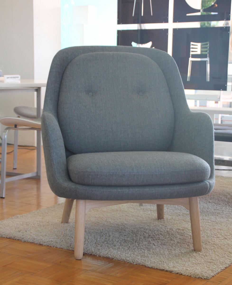 fri sessel von fritz hansen. Black Bedroom Furniture Sets. Home Design Ideas
