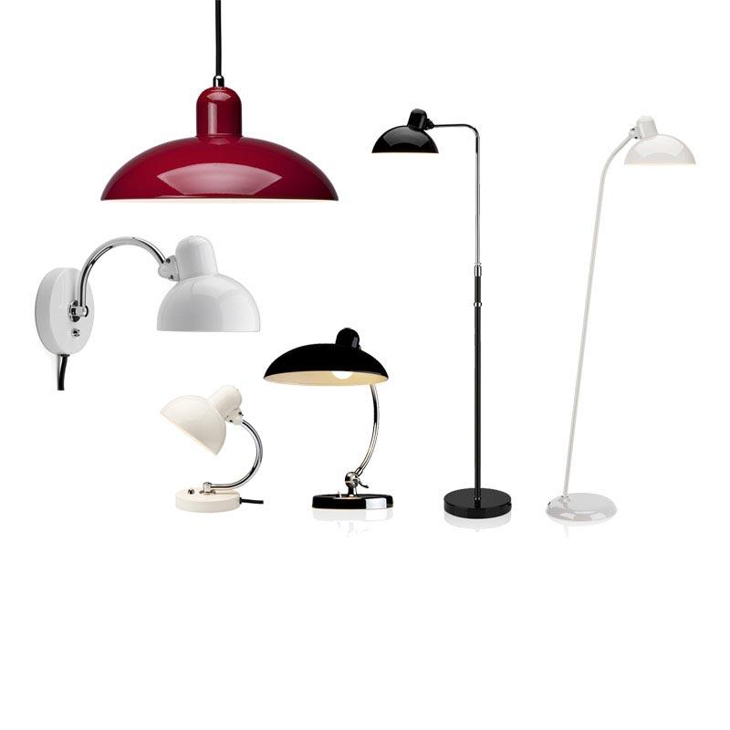 fritz hansen kaiser idell ombiaiinterijeri. Black Bedroom Furniture Sets. Home Design Ideas
