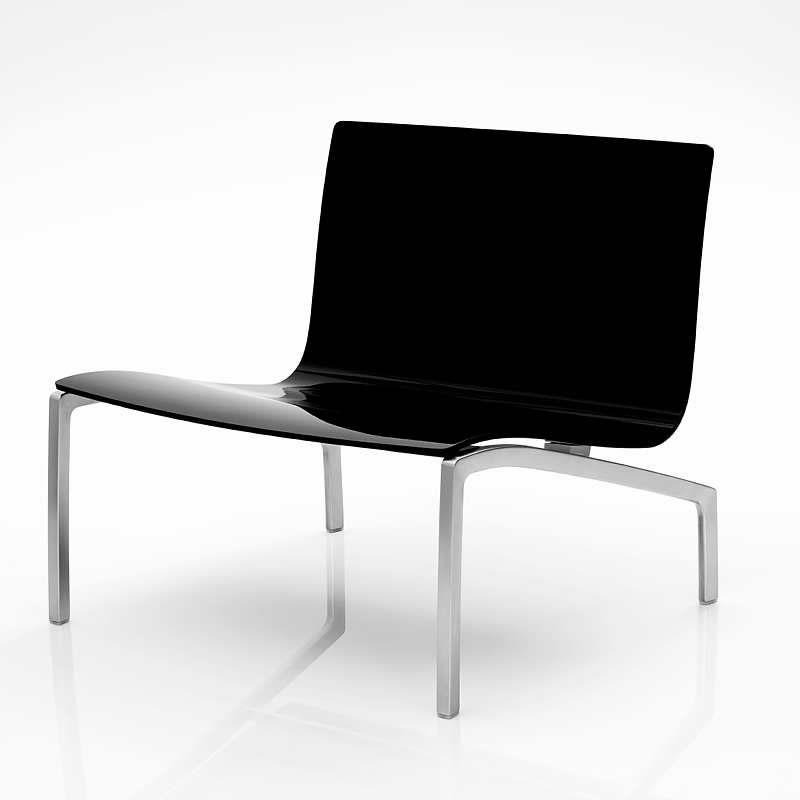 sofa und sessel lissoni von fritz hansen. Black Bedroom Furniture Sets. Home Design Ideas