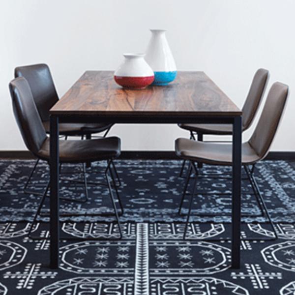 tisch s 600 amerikanischer nussbaum von janua. Black Bedroom Furniture Sets. Home Design Ideas