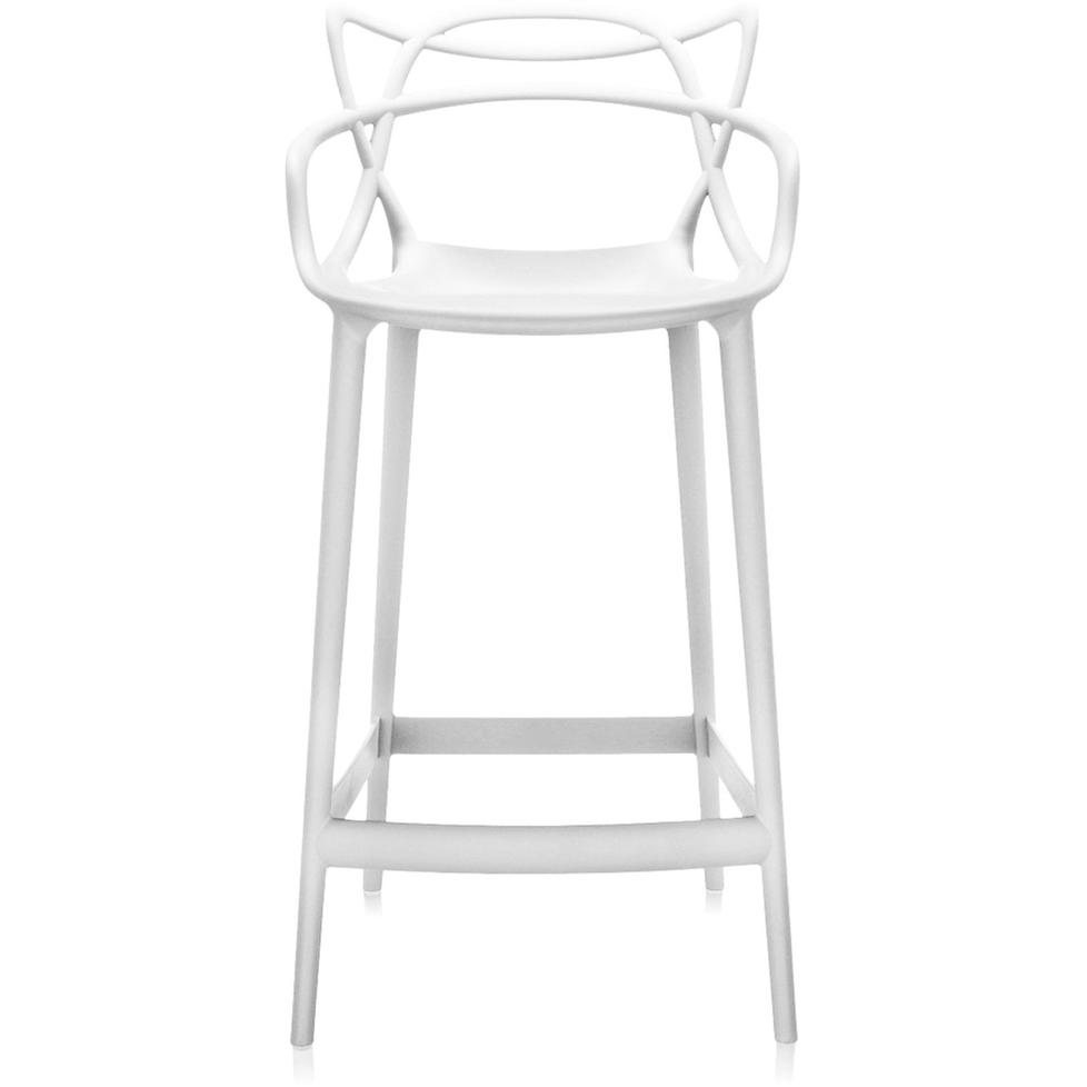 bar stool masters stool by kartell. Black Bedroom Furniture Sets. Home Design Ideas