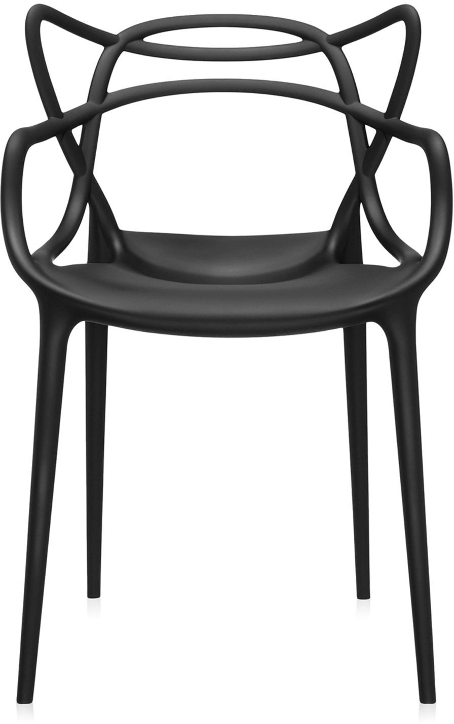 chair masters by kartell. Black Bedroom Furniture Sets. Home Design Ideas