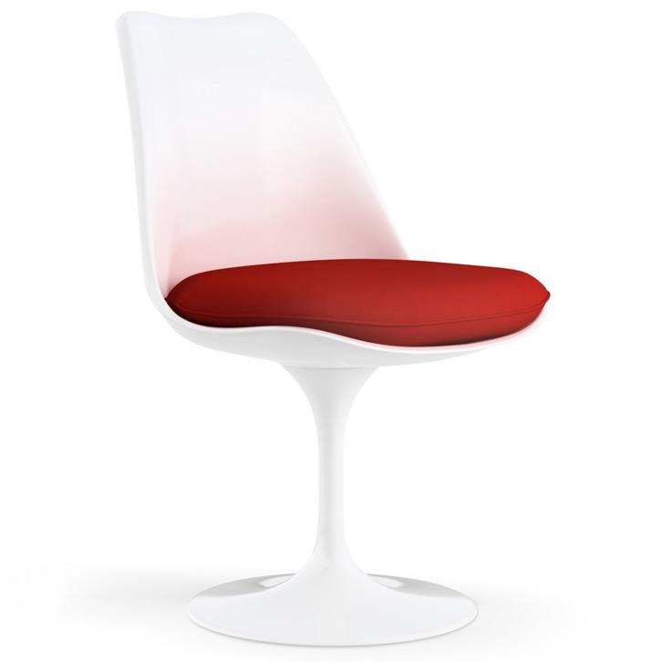 saarinen tulip stuhl von knoll international. Black Bedroom Furniture Sets. Home Design Ideas