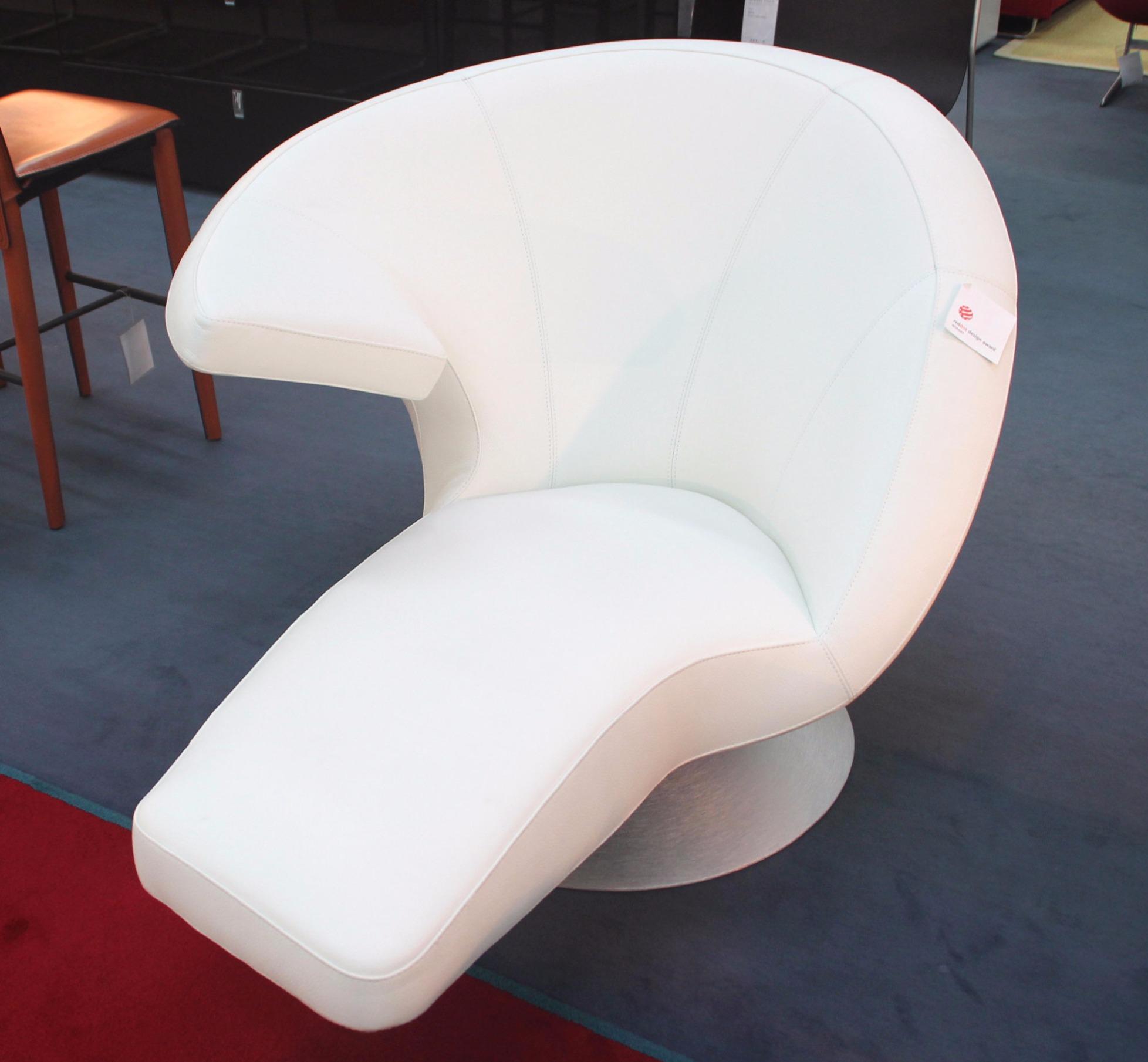 ... Design Relaxsessel; Sessel Parabolica By Drehsessel Parabolica Leolux  ...