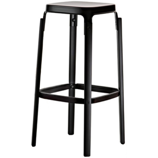 Steelwood stool von magis for Magis steelwood