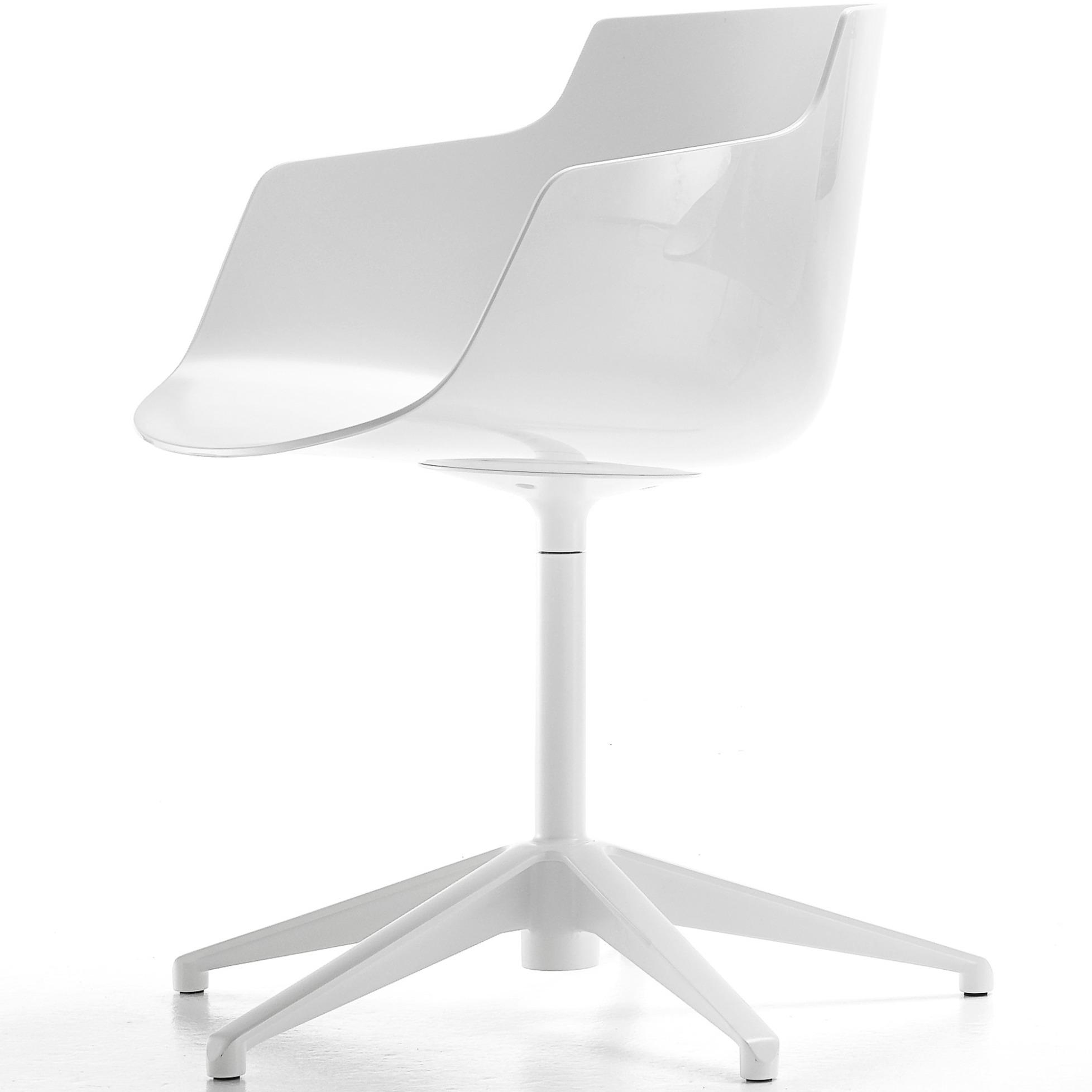 flow slim 5 star steel base by mdf italia. Black Bedroom Furniture Sets. Home Design Ideas