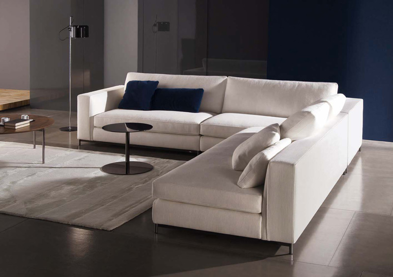 sofa series albers by minotti. Black Bedroom Furniture Sets. Home Design Ideas