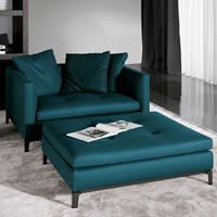 andersen lovechair by minotti