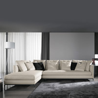 designm bel von minotti. Black Bedroom Furniture Sets. Home Design Ideas