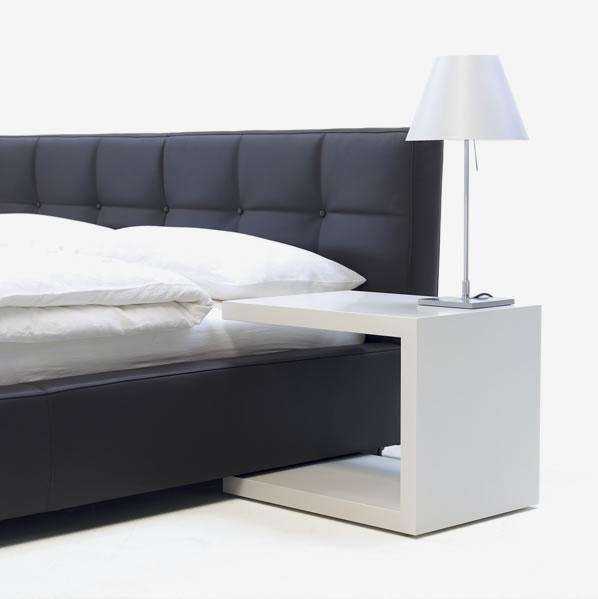 polsterbett edward von m ller design. Black Bedroom Furniture Sets. Home Design Ideas