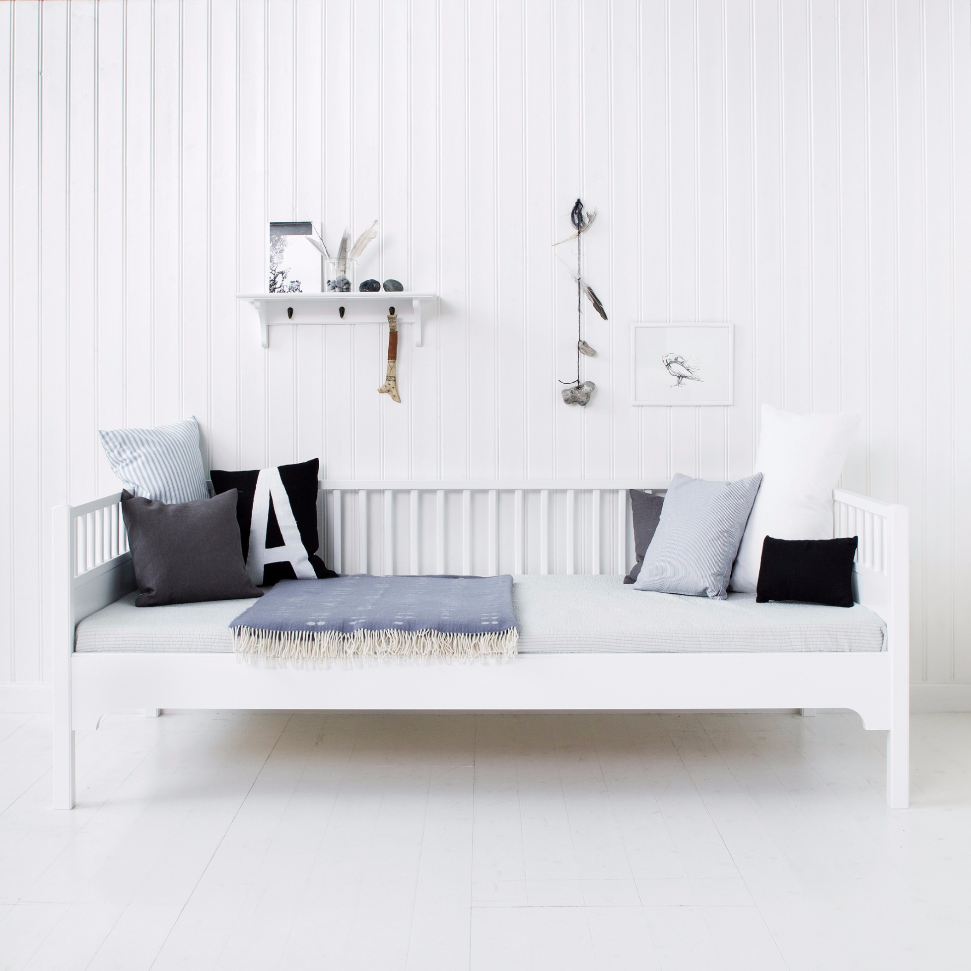 sofabett tagesbett von oliver furniture. Black Bedroom Furniture Sets. Home Design Ideas