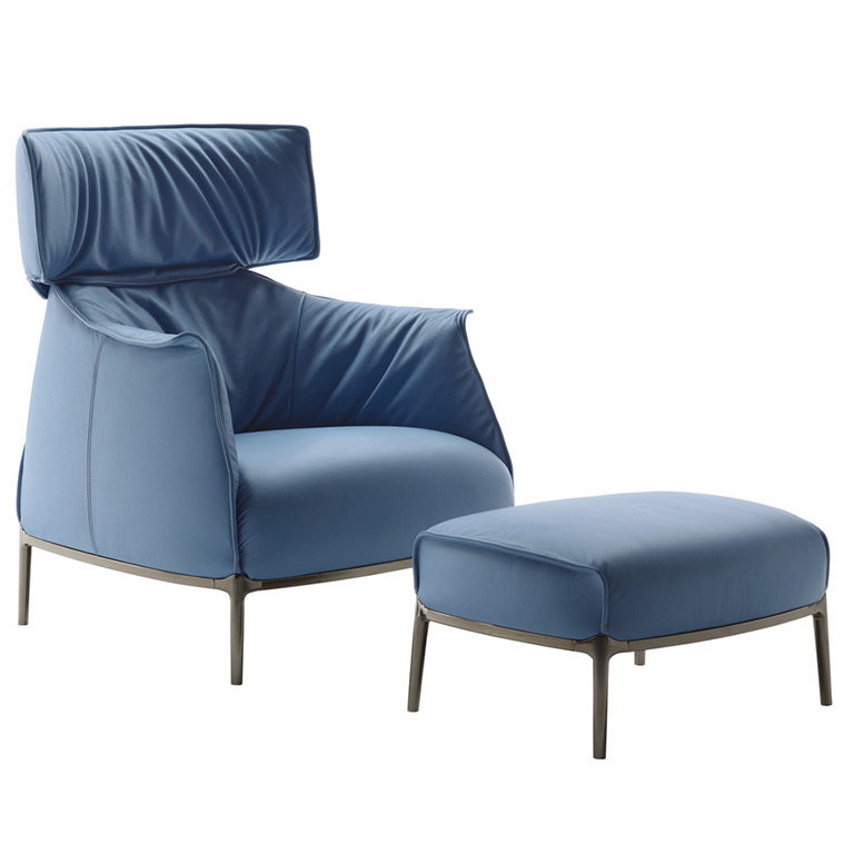 archibald poltrona archibald poltronafrau poltrona frau. Black Bedroom Furniture Sets. Home Design Ideas