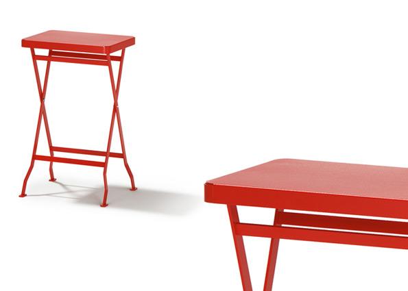 beistelltisch flip von richard lampert. Black Bedroom Furniture Sets. Home Design Ideas