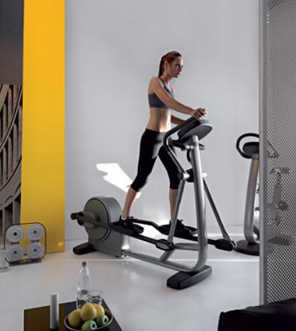 Cross trainer cross forma von techno gym for Gimnasio gym forma