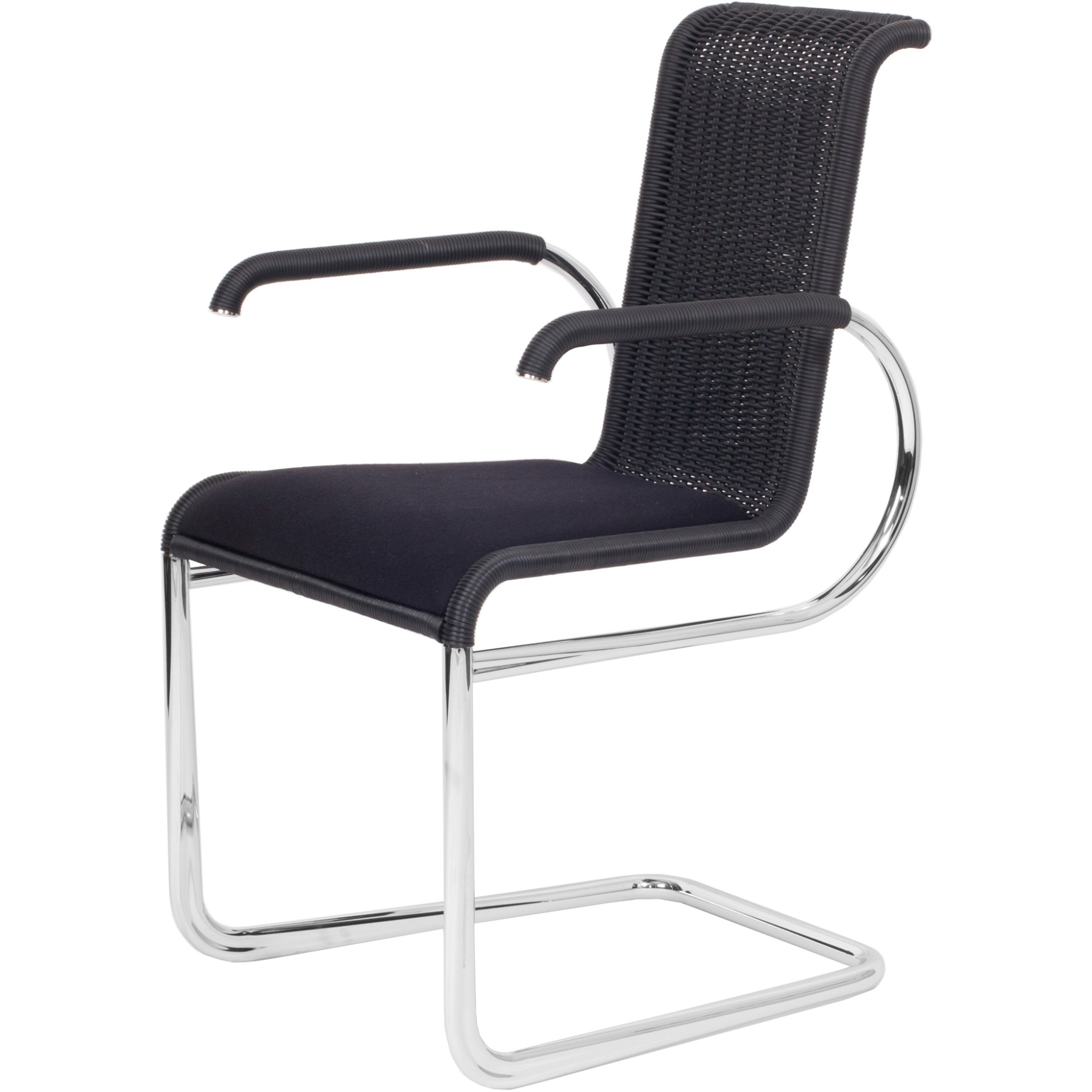 tecta d 22i kragstuhl. Black Bedroom Furniture Sets. Home Design Ideas