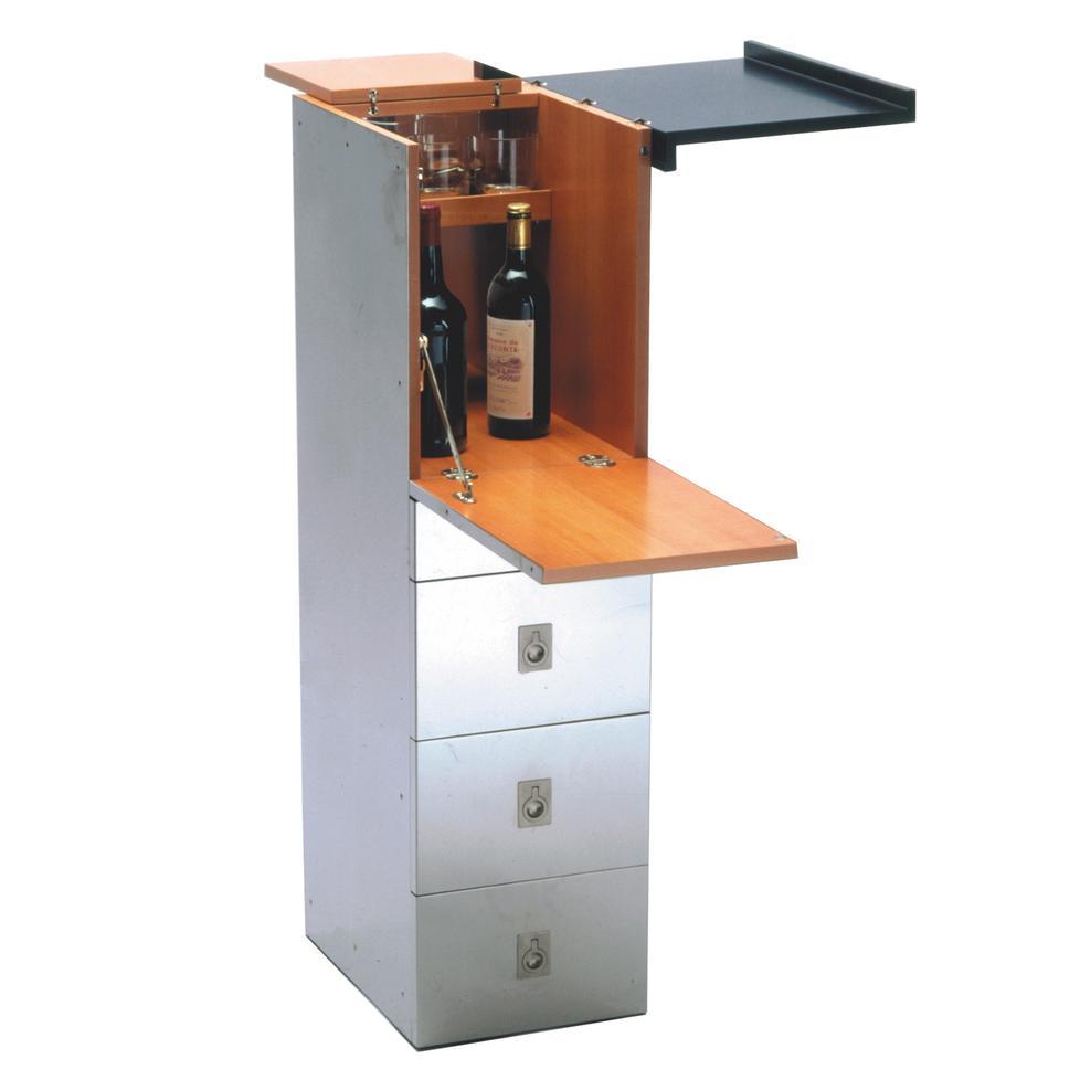 tecta s 55 bar cabinet. Black Bedroom Furniture Sets. Home Design Ideas