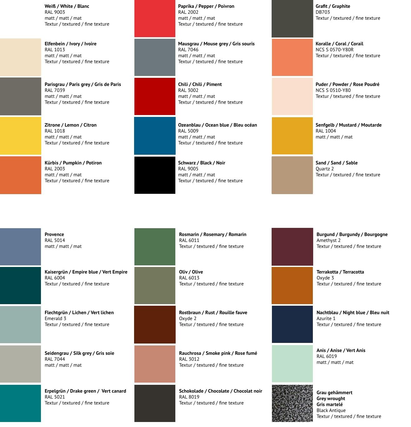tolix hocker hpd in ral farben. Black Bedroom Furniture Sets. Home Design Ideas