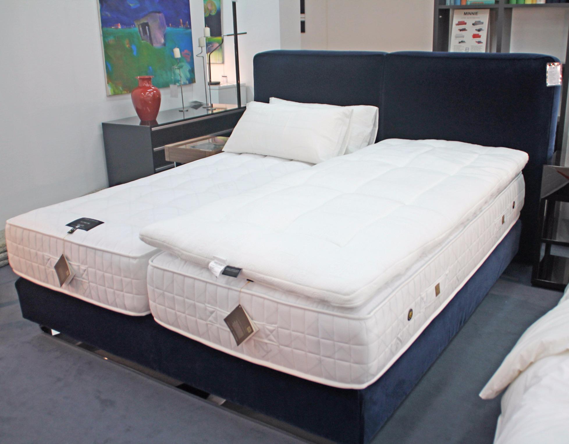 boxspring bed die neuesten innenarchitekturideen. Black Bedroom Furniture Sets. Home Design Ideas