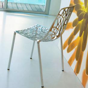 Forest stuhl aus aluminium von weish upl for Forest stuhl nachbau